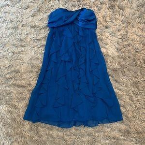Royal Blue Caché Prom/Homecoming Dress